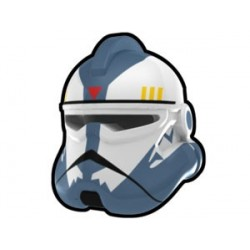 White Wolffe Helmet