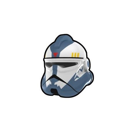 Lego Custom Arealight White Wolffe Helmet (La Petite Brique)