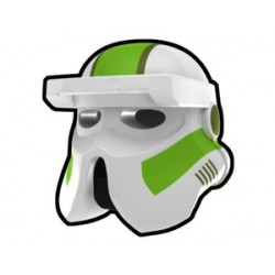White AT-RT Assault Helmet