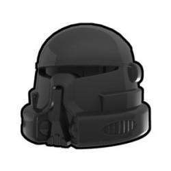 Black Airborne Helmet