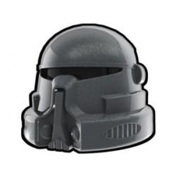 Silver Airborne Helmet