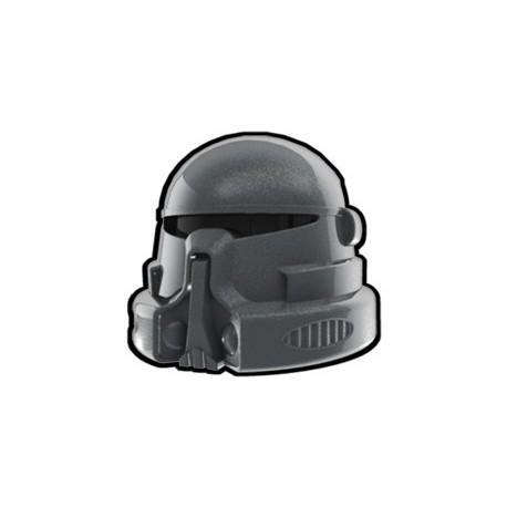 Lego Custom Arealight Silver Airborne Helmet (La Petite Brique)