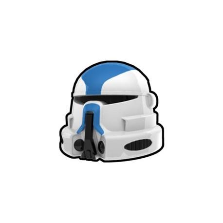White Airborne 501st Helmet