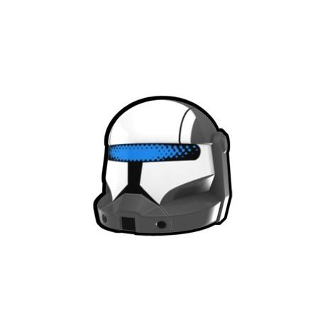 Lego Custom Arealight Dark Gray Commando Scorch Helmet (La Petite Brique)