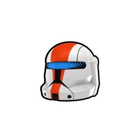White Commando Boss Helmet