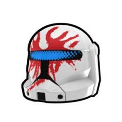 White Commando Sev Helmet