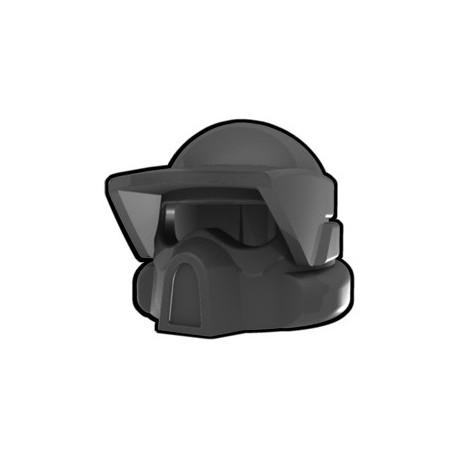 Lego Custom Arealight Dark Gray ARF Helmet (La Petite Brique)