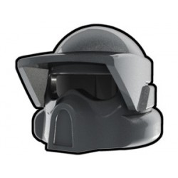 Silver ARF Helmet