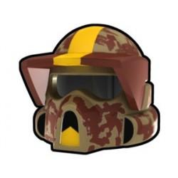 Tan ARF Waxer Helmet
