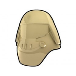 Lego Custom Arealight Tan Assault Helmet (La Petite Brique)