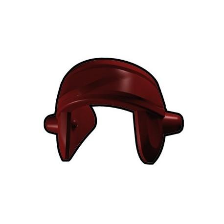 Lego Custom Arealight Foulard Rouge foncé pour tête tentaculaire (La Petite Brique)