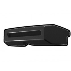Black Phase I Binocular Visor
