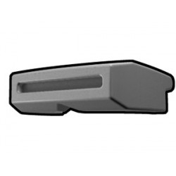 Gray Phase I Binocular Visor