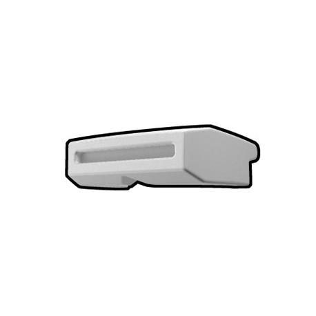 Lego Custom Arealight Visière Phase I Binoculaire Blanche (La Petite Brique)