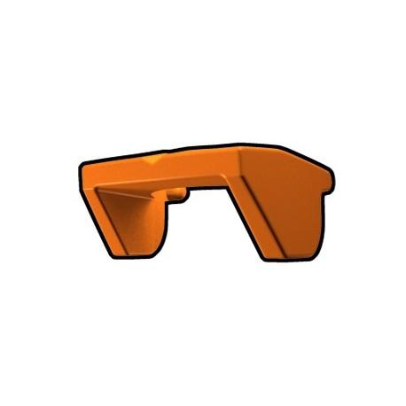 Lego Custom Arealight Visière Pare-soleil Phase I Orange (La Petite Brique)