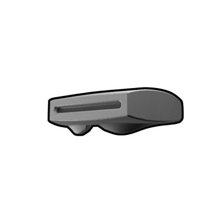 Gray Phase II Binocular Visor