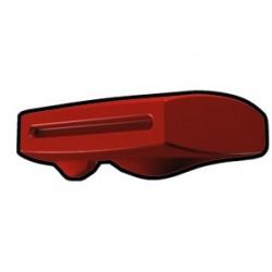Lego Custom Arealight Visière Phase II Binoculaire Rouge (La Petite Brique)