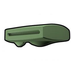 Sand Green Phase II Binocular Visor