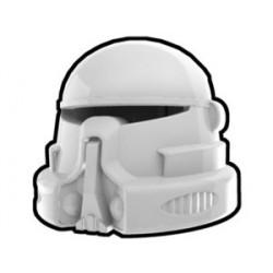 White Airborne Helmet