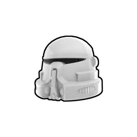 Lego Custom Arealight White Airborne Helmet (La Petite Brique)