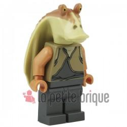 lego Minifig Star Wars Jar-Jar Binks sw301 (La Petite Brique)