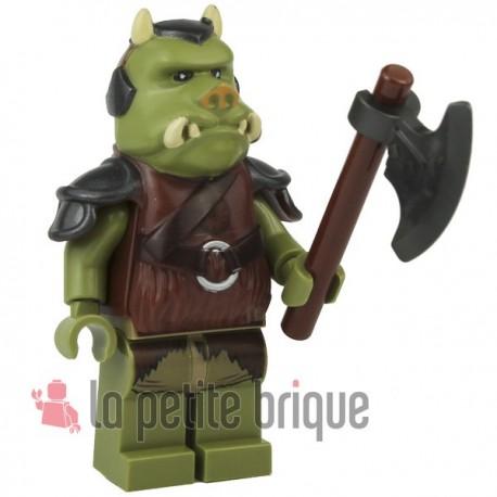Lego Minifig Star Wars Gamorrean Guard (9516) (La Petite Brique)