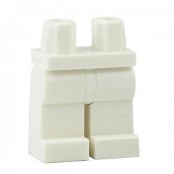Lego Accessoires Minifig Jambes blanches (La Petite Brique)