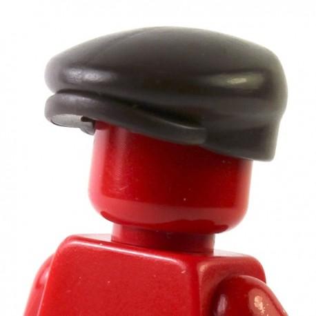 LEGO Brick Warriors Custom - Casquette Hooligan (marron foncé) (La Petite Brique)