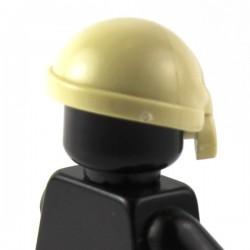 LEGO Brick Warriors Custom - Bandana tête beige (La Petite Brique)