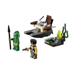 Lego MONSTER FIGHTERS 9461 - La Créature des Marais (La Petite Brique)