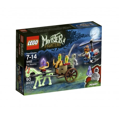 Lego MONSTER FIGHTERS 9462 - La Momie (La Petite Brique)