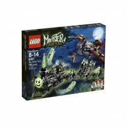 Lego MONSTER FIGHTERS 9467- Le Train Fantôme (La Petite Brique)