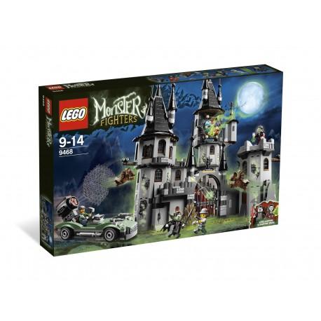 Lego MONSTER FIGHTERS 9468- Le château du vampire (La Petite Brique)
