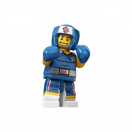 8909-Tactical Joueur de Tennis LEGO Minifigures Team GB Série