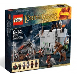 Lego The Lord Of The Rings 9471 - L'armée Uruk-hai (La Petite Brique)