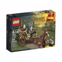 Lego The Lord Of The Rings 9469 - L'arrivée de Gandalf (La Petite Brique)