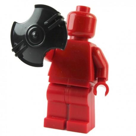 Lego Si-Dan Toys Bouclier de Troie I (noir) (La Petite Brique)