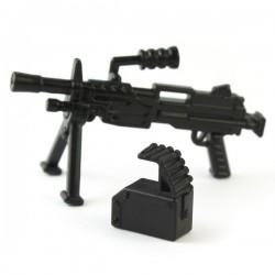 Lego Si-Dan Toys M249 Minimi (Mini-mitrailleuse) (La Petite Brique)