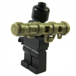 Lego Si-Dan Toys Lanzacohetes (AT-X) (La Petite Brique)