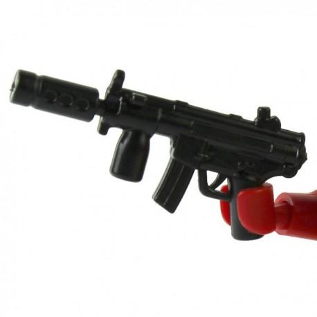 Lego Si-Dan Toys MP5K pistolet mitrailleur (La Petite Brique)