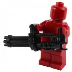 Lego Si-Dan Toys Minigun (La Petite Brique)