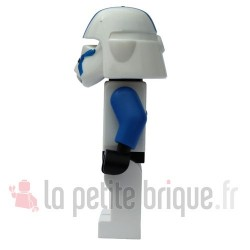 Blue Bacara Commander