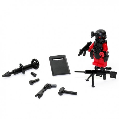 Navy Seals Pack (12 parts) (black)