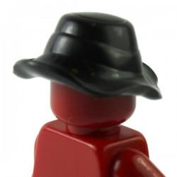 """Lego Si-Dan Toys Chapeau """"Boonie"""" (noir) (La Petite Brique)"""