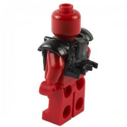 Lego Si-Dan Toys Tactical Vest USF M1a (noir) (La Petite Brique)