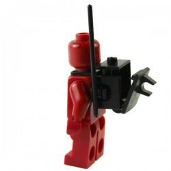 Lego Si-Dan Toys ECB Backpack (noir) (La Petite Brique)
