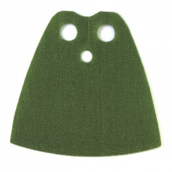 "Standard Cape ""Elf Green"""