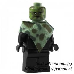 Lego Custom CAPEMADNESS Minifig Star Wars Poncho Camouflage Endor (La Petite Brique)
