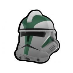 Silver Commander Gree Helmet