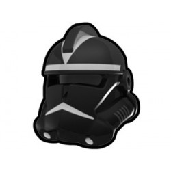 Lego Custom Minifig Arealight Casque Black shadow Trooper (La Petite Brique) Star Wars